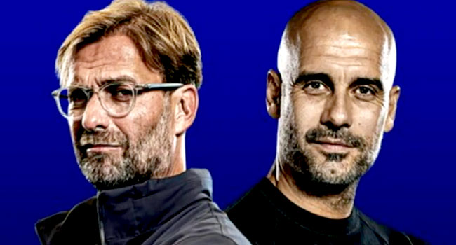 City Close To Glory As Liverpool Seek To End 29-Year EPl Title Drought