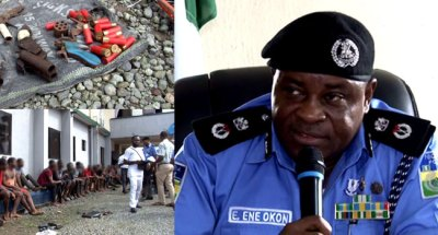 Kidnapping, Robbery: Police Arrest 53 Suspects In Abia