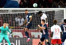 Psg Suffer Rare Home Defeat Against Reims