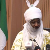 Border Closure: We Cannot Allow Neighbouring Countries Undermine Our Productive Industry, Says Sanusi — Channels Television