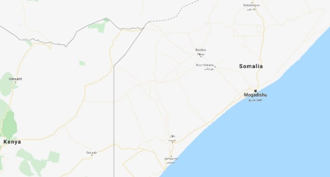Five killed in Somalia suicide bombing as Army claims Al-Shabaab casualties