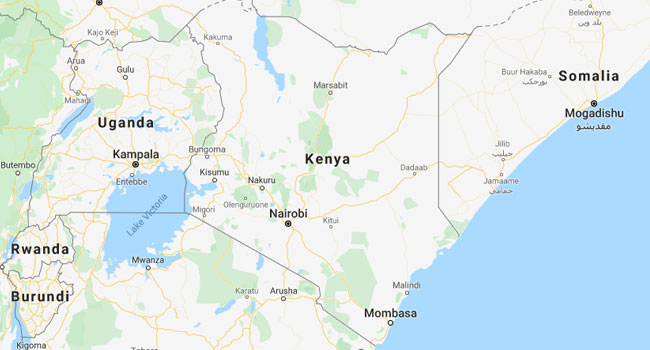 Kenya is a country in East Africa with coastline on the Indian Ocean.