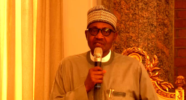 This image has an empty alt attribute; its file name is Borno-Buhari.jpg