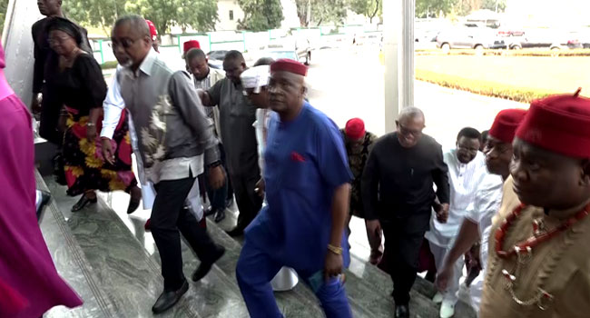 South East Governors2