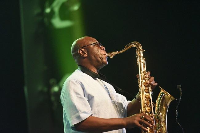 Image result for Cameroonian music star Manu Dibango
