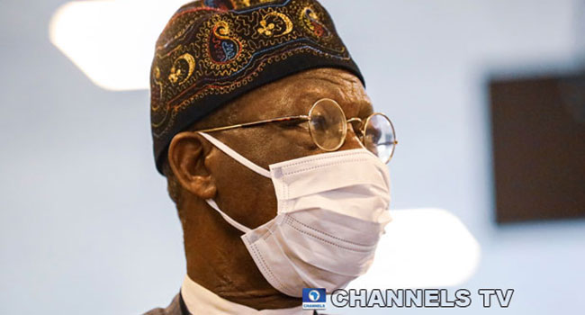 A file photo of Information Minister, Lai Mohammed.