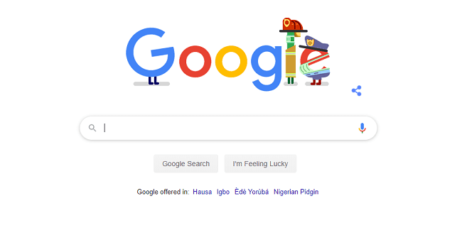 Google is saying thank you with a series of Google Doodles over the next two weeks.