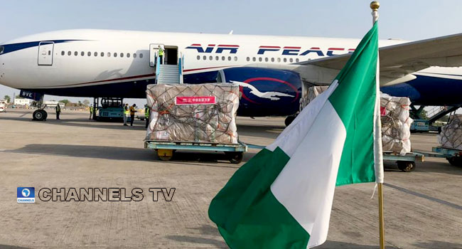 Naija News : Chinese Medical Team Arrives In Nigeria