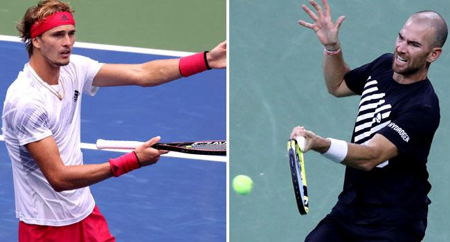 Zverev se qualifie pour les quarts de finale de l'Open des États-Unis avec une victoire facile