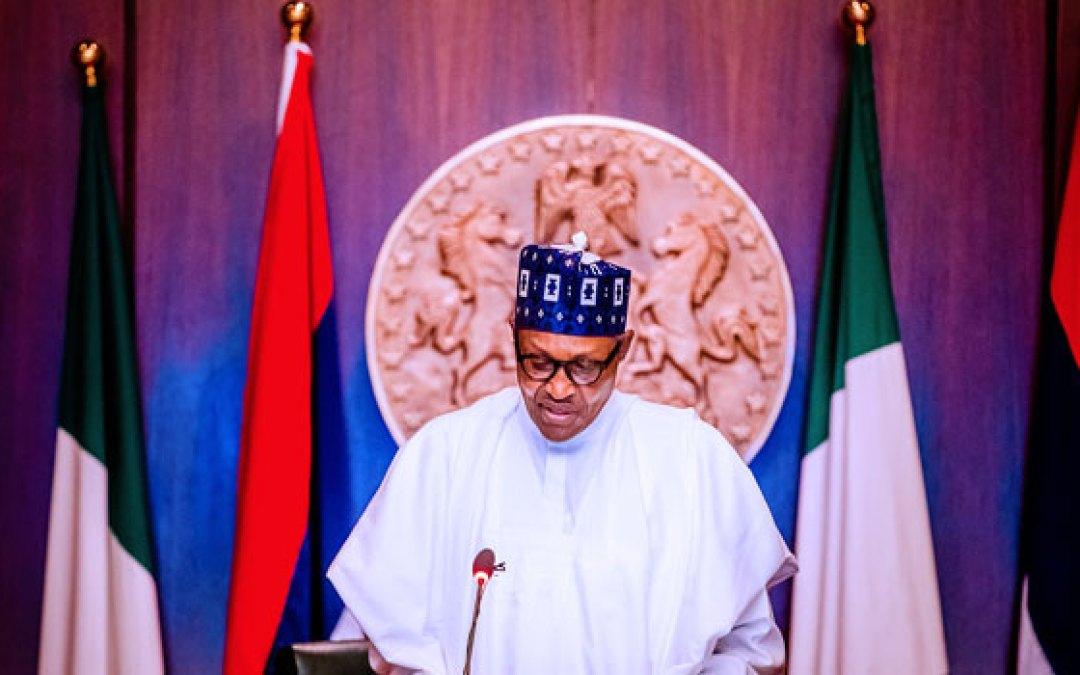 President Buhari To Address Nigerians On June 12