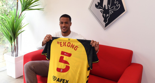 Breaking News | Super Eagles' Troost-Ekong Joins Watford