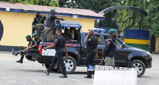 Armed assailants attack another police facility in Im, kidnapping police – Channel Television