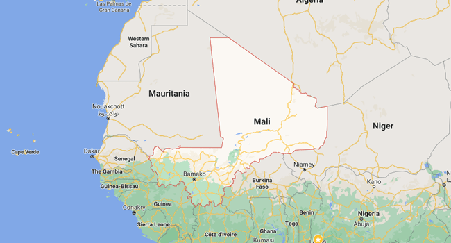 Mali, officially the Republic of Mali, is a landlocked country in West Africa.