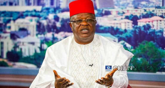 Some people use IPOB, ESN name to commit a crime – Dave Umahi – Television Channels