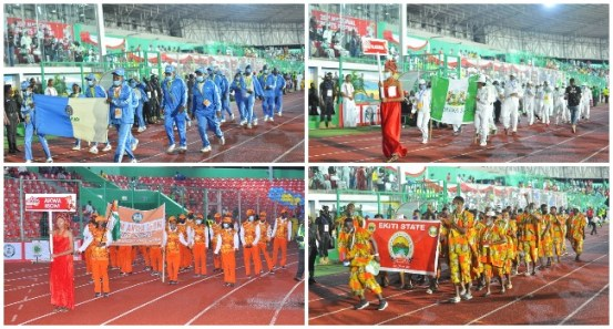Despite the danger of exclusion, FG insists that the National Sports Festival will continue – Television Television