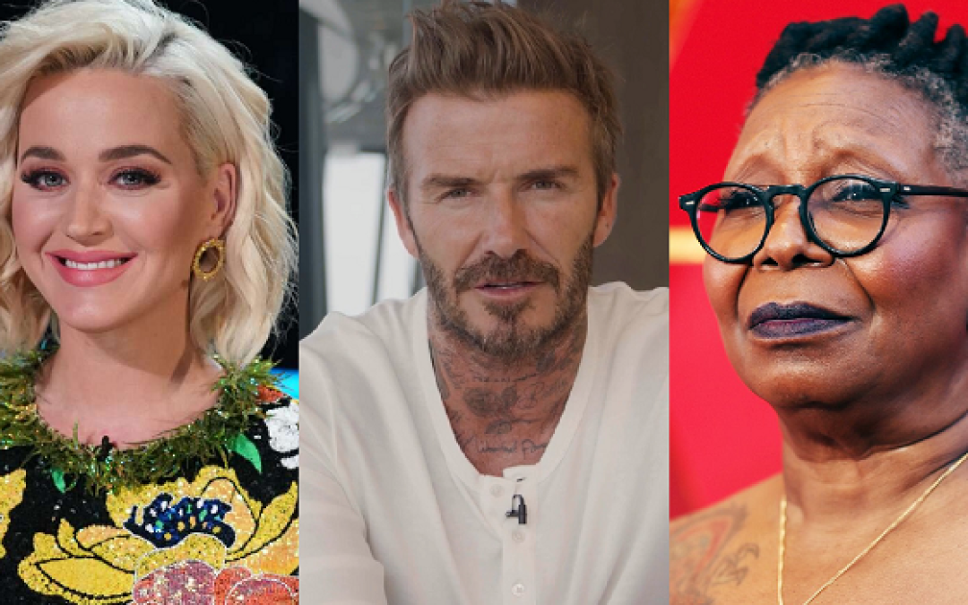 Katy Perry, Beckham, Others Call On G7 To Share COVID-19 Vaccines With Poor Nations