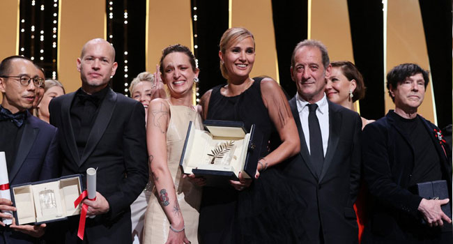 Main Winners At The Cannes Film Festival
