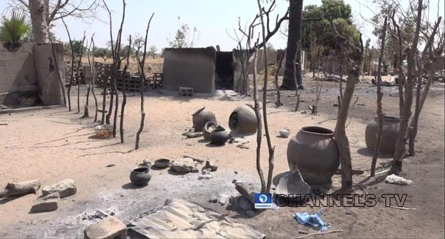 Herders attack vilagee