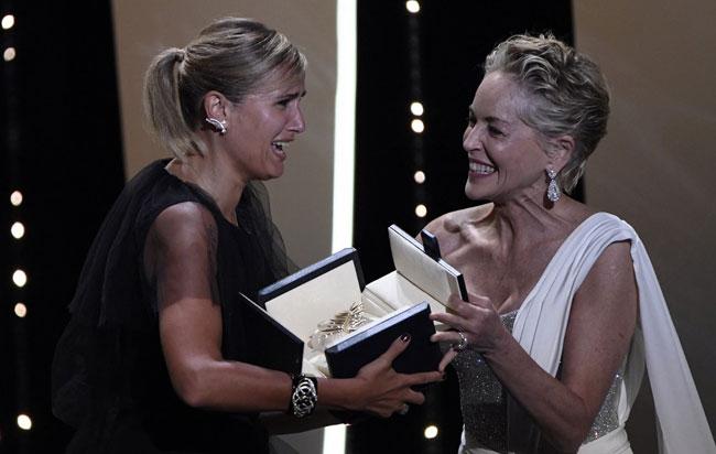 French Shocker 'Titane' Wins Palme d'Or