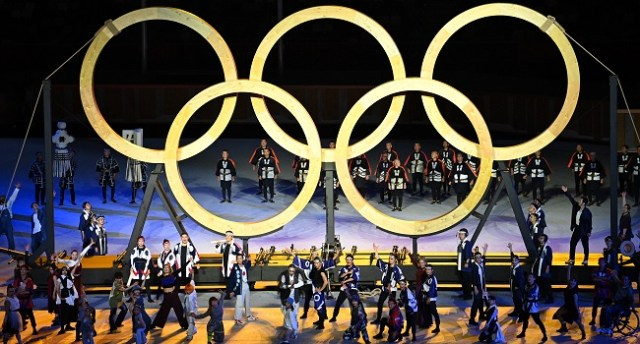 Tokyo Olympics begins 22