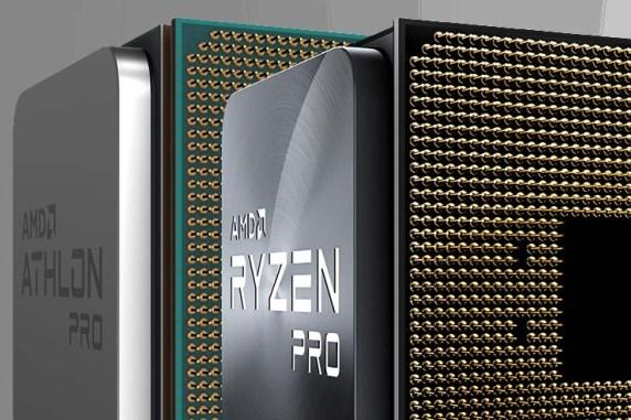 Desktop potenti per l'ufficio, arriva AMD Ryzen PRO 3000