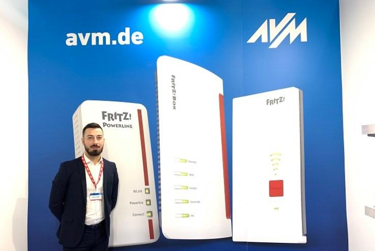Cicculli di AVM: c'è fame di 5G e wifi 6