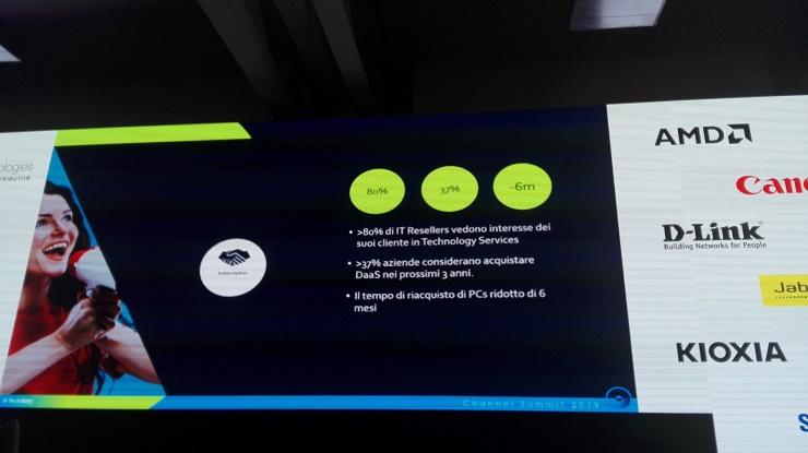 Il modello abbonamento (as a service) fa breccia in casa Tech Data