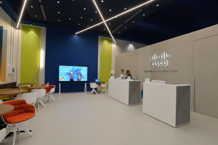 Cisco 'regala' al museo il Cybersecurity Co-Innovation Center