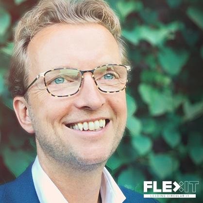 Il ceo di Flex IT spiela la strategia del distributore tra harware ricondizionato e circular IT