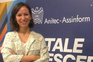 Eleonora Faina è il Direttore Generale di Anitec-Assinform