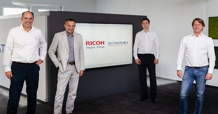 Workplace: Ricoh acquisisce DataVision