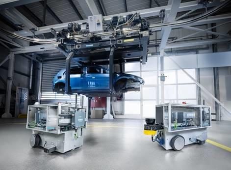 Siemens presenta il router industriale 5G