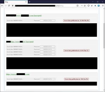 Passato presente e futuro: il fantasma del ransomware