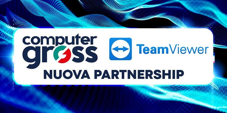 Computer Gross è distributore di TeamViewer