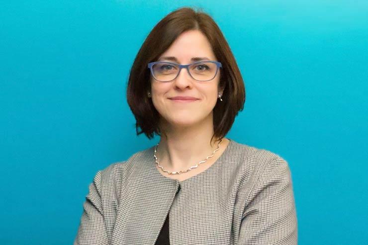 Sabrina Curti è Marketing Manager Eset in Italia