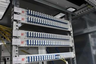 Rosenberger OSI: il progetto di cablaggio envia TEL è concluso