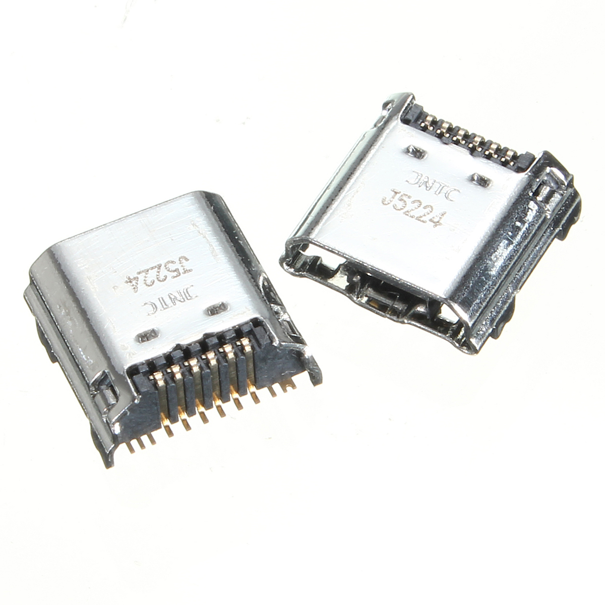 10 Pin Mini Usb Connector