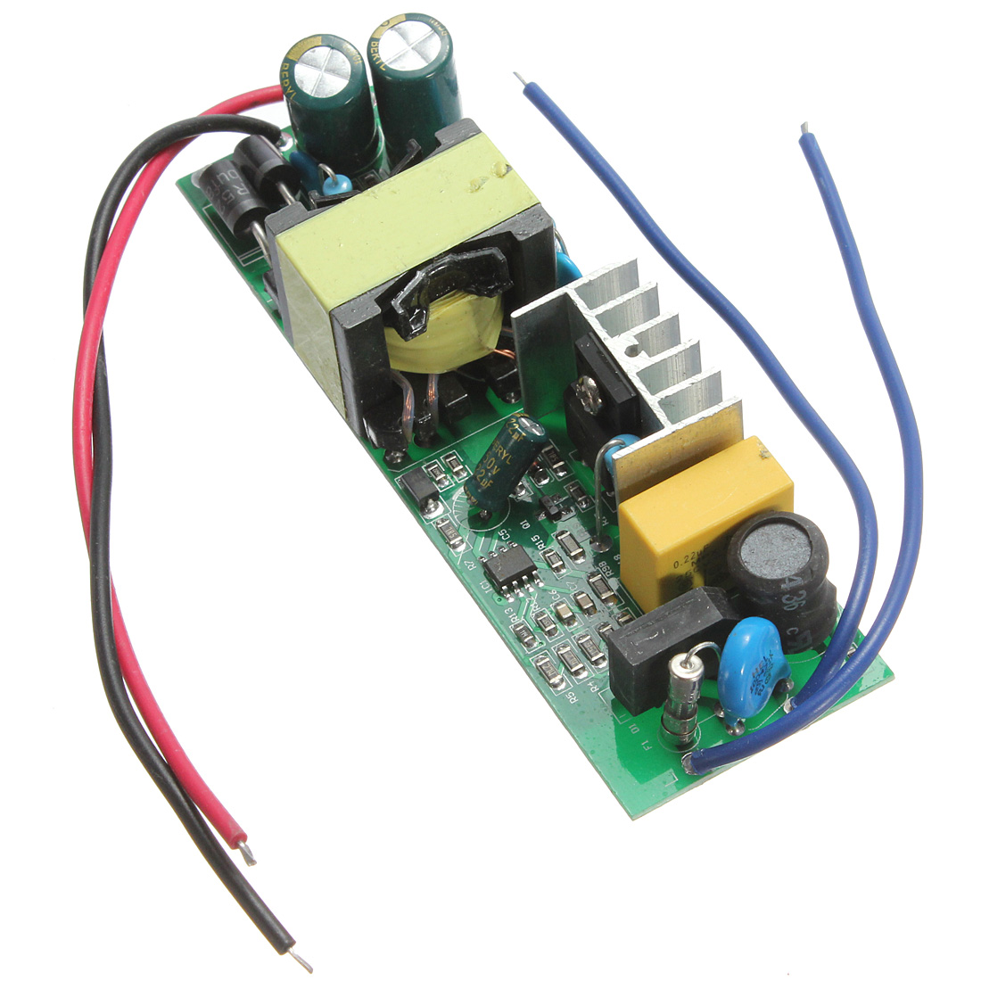 10w 20w 30w 50w Led Chip Driver Power Supply For Light
