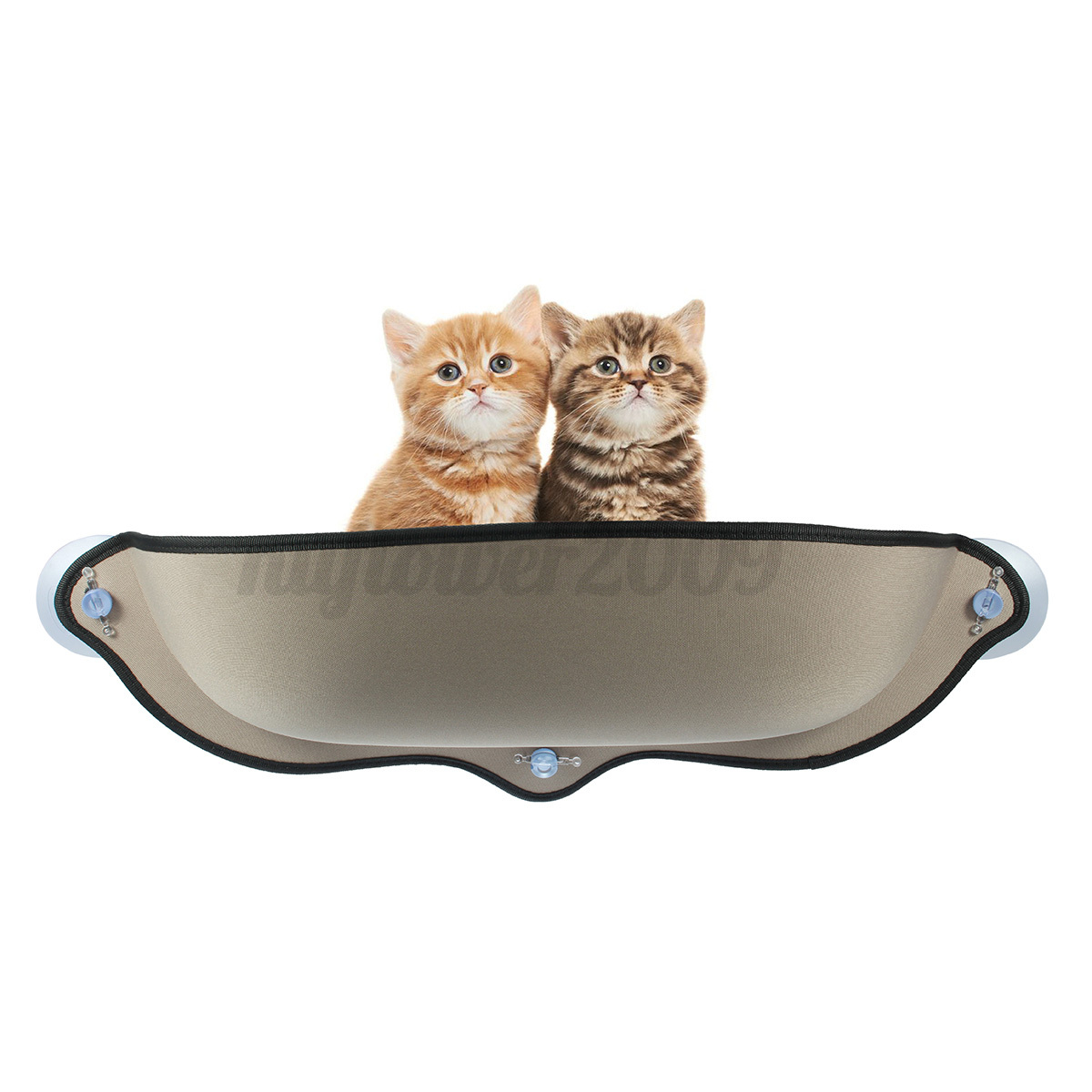Cat Padded Window Perch Seat Bed Hammock Car Suction Cup