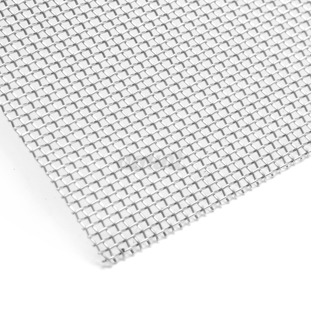 Diy Stainless Steel 30 Mesh Wire Cloth Screen Plate Filtration Filter 100x15cm