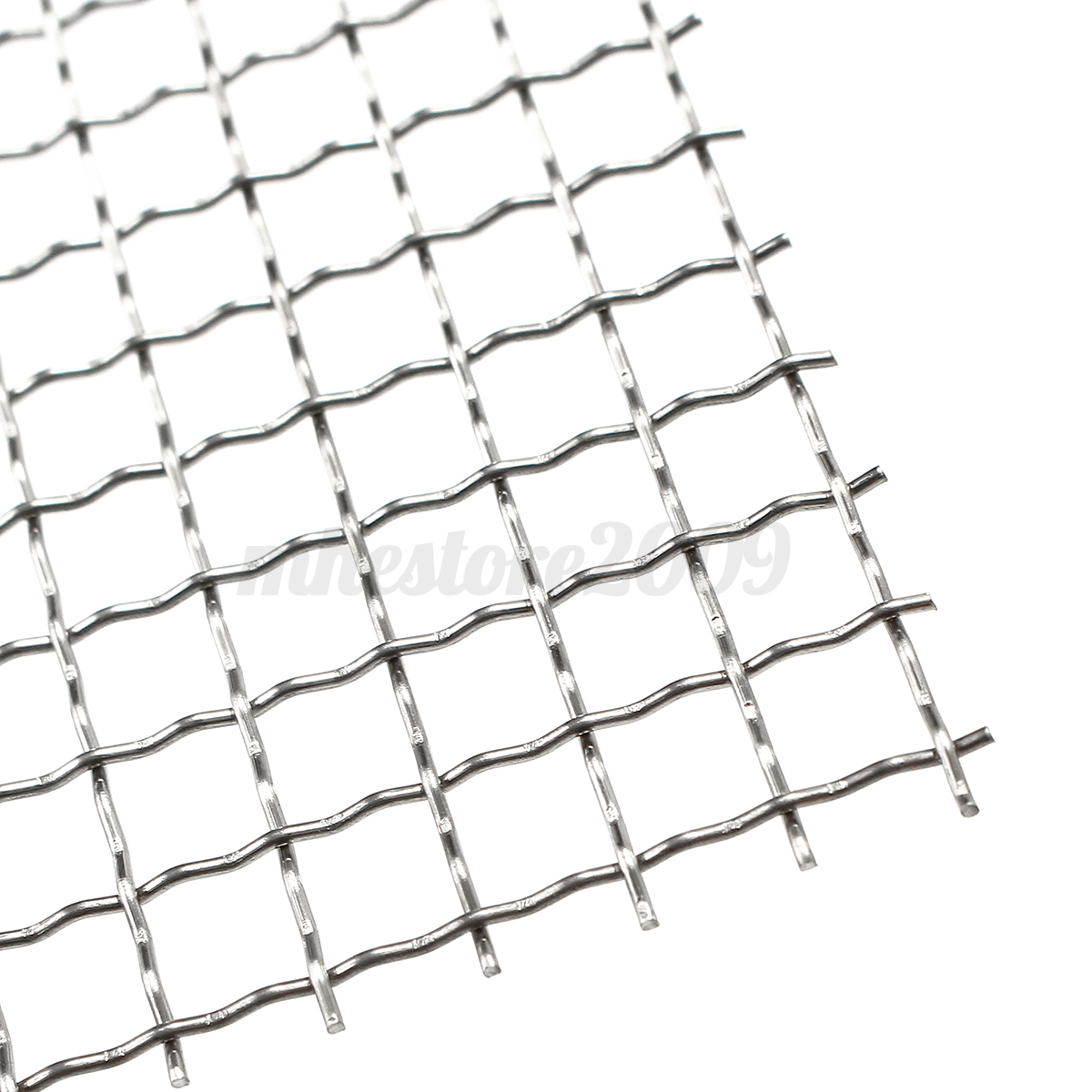 Stainless Steel 304 Mesh Filtration 4 Woven Wire Cloth