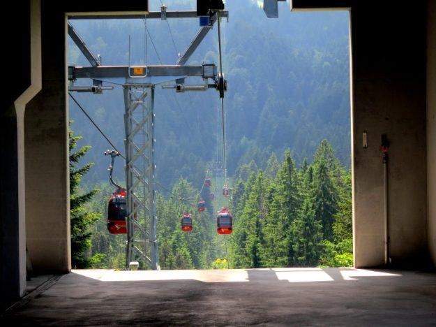 gondola ride switzerland