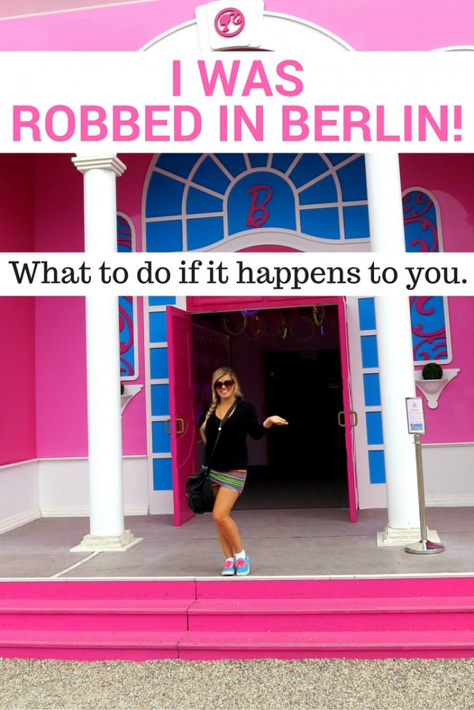 Yikes... I was robbed in Berlin by a bunch of kids. Here's what to do if it happens to you!