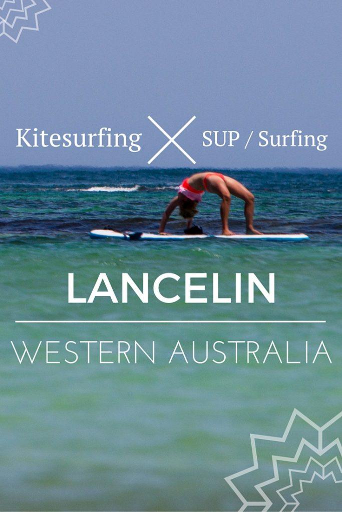 Where to camp, surf, and kitesurf in Lancelin, Western Australia