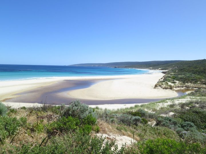 Smiths Beach in Yallingup