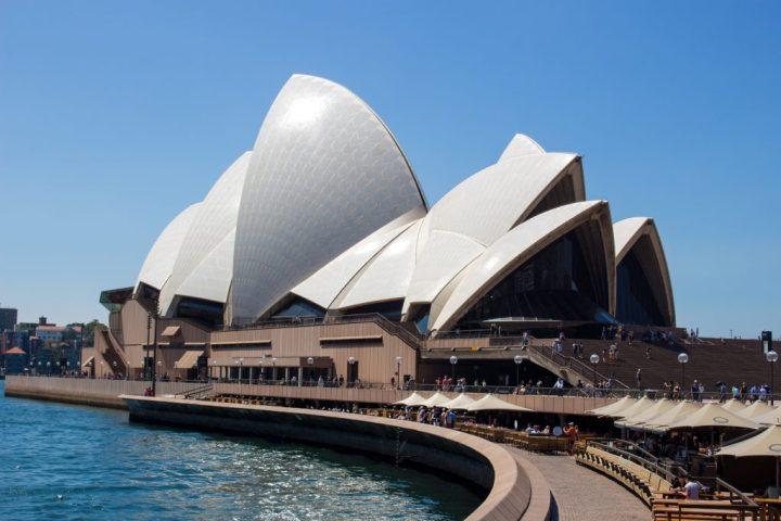 Sydney-Opera=House