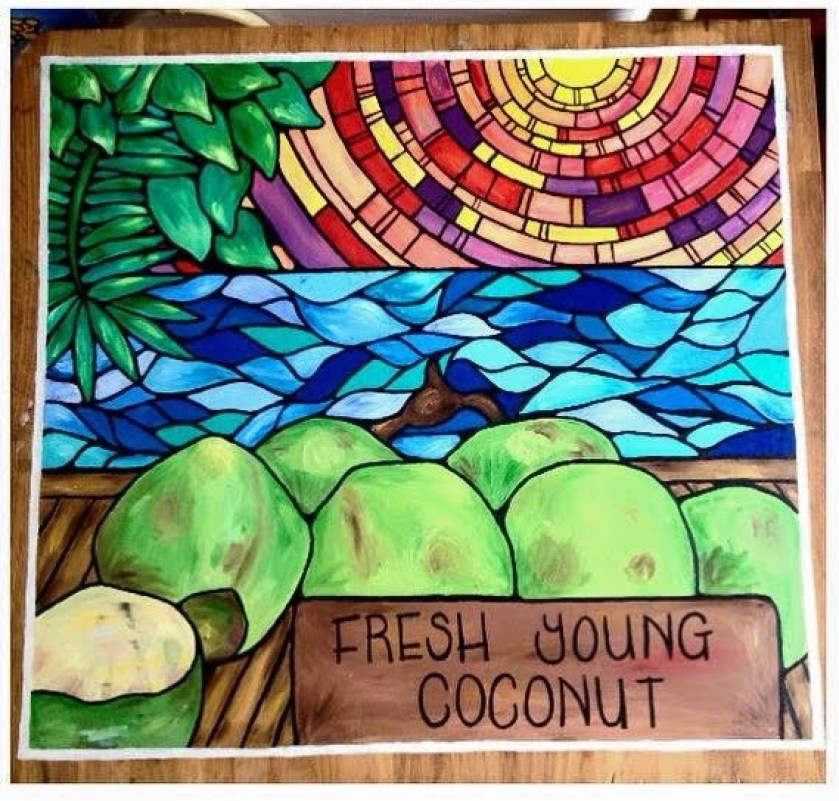 artgypsea coconut