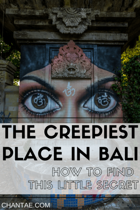 Taman Festival Bali is an abandoned theme part in Bali that's supposed to be haunted. Here's how to find it and what to expect.