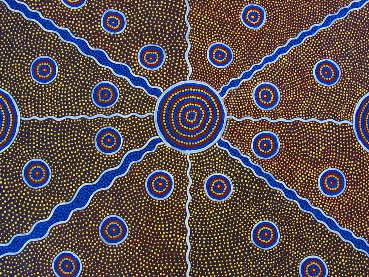 Légende aborigène