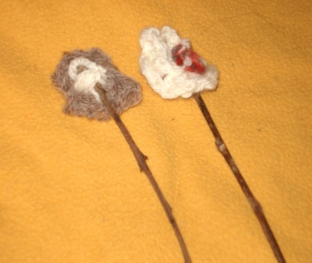 Le tricot à doigt